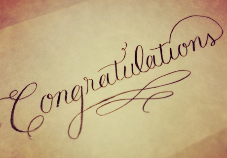 Congratulations by Emily Duong