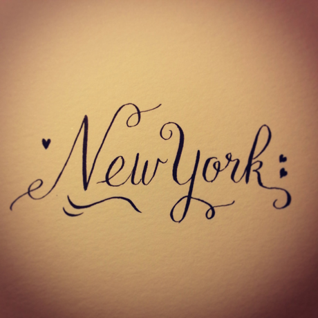 New York by Emily Duong